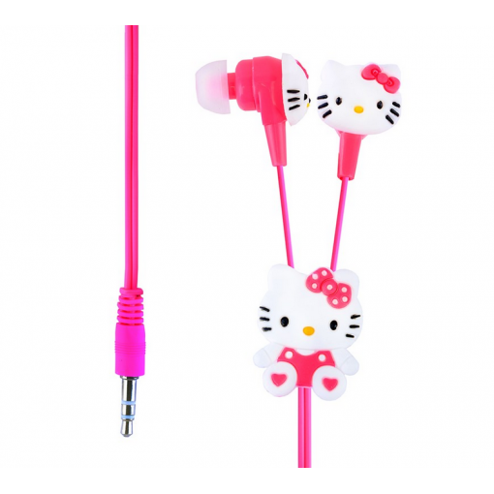 هندزفری عروسکی Hello Kitty