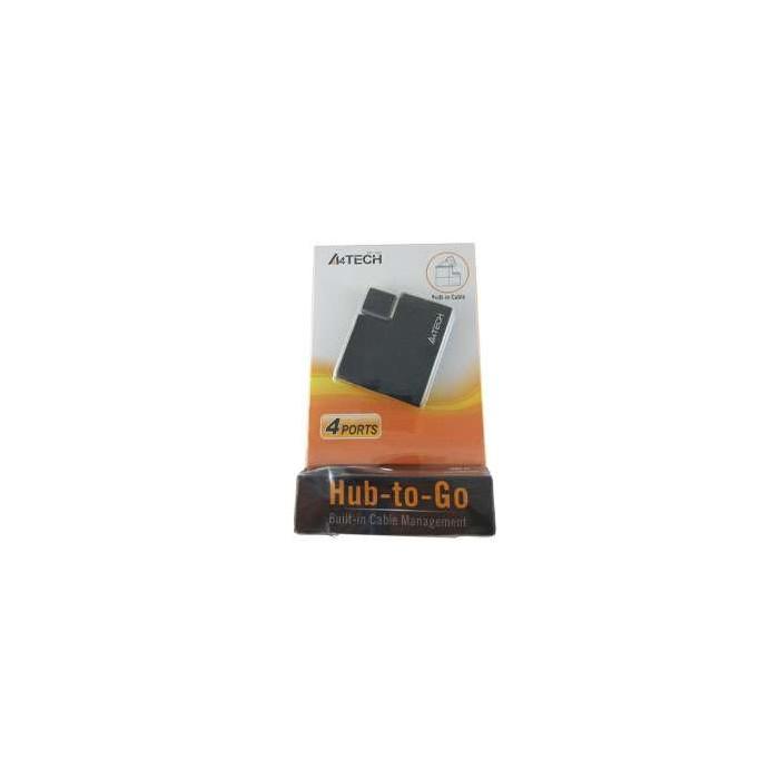 هاب 4 پورت USB 2.0 مدل A4TECH HUB-57
