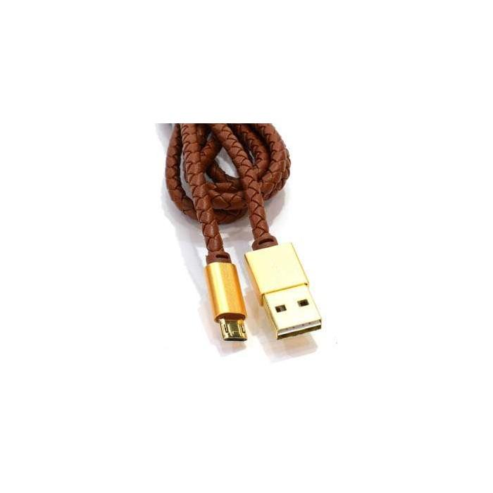 کابل شارژ Micro USB چرمی LDNIO مدل LS25
