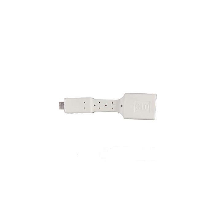 کابل تبدیل OTG میکرو USB تخت