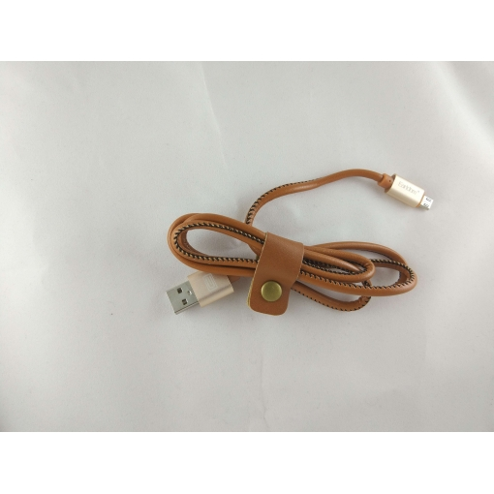 کابل شارژ Micro USB چرمی Earldom مدل ET-NZ8