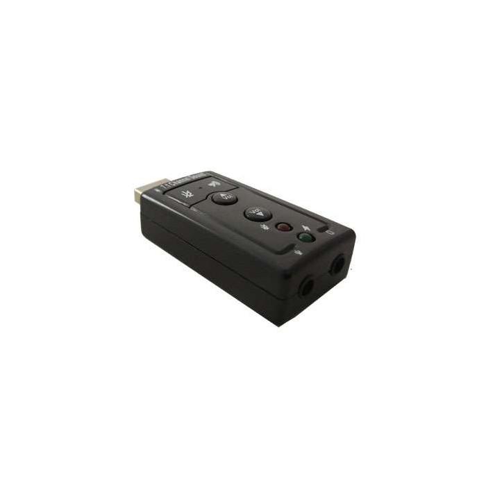 کارت صدا USB مدل D-NET 7.1 Channel