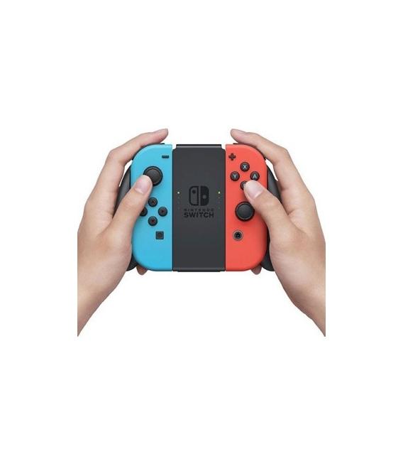 کنسول بازی نینتندو مدل Switch Neon Blue And Neon Red Joy