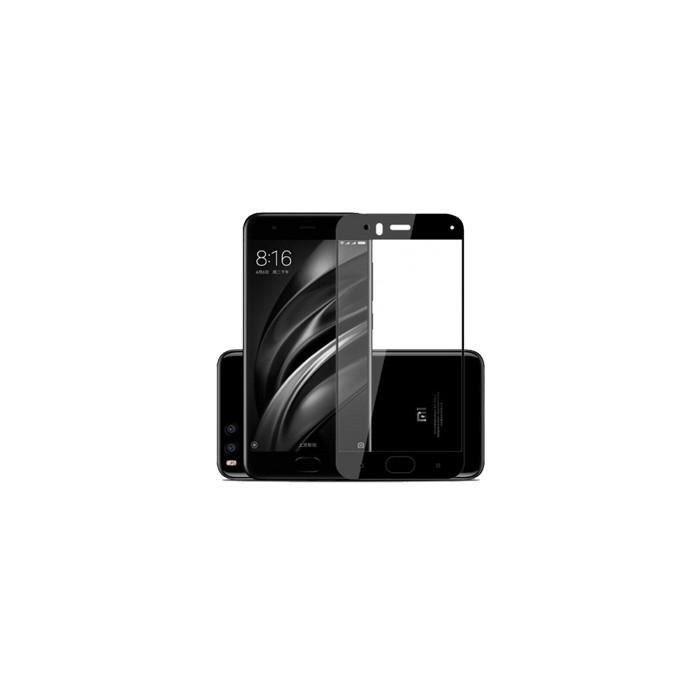 محافظ صفحه نمایش شیشه ای 3D مدل Mi 6