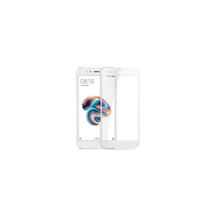 محافظ صفحه نمایش شیشه ای 3D مدل Mi A1Mi 5X