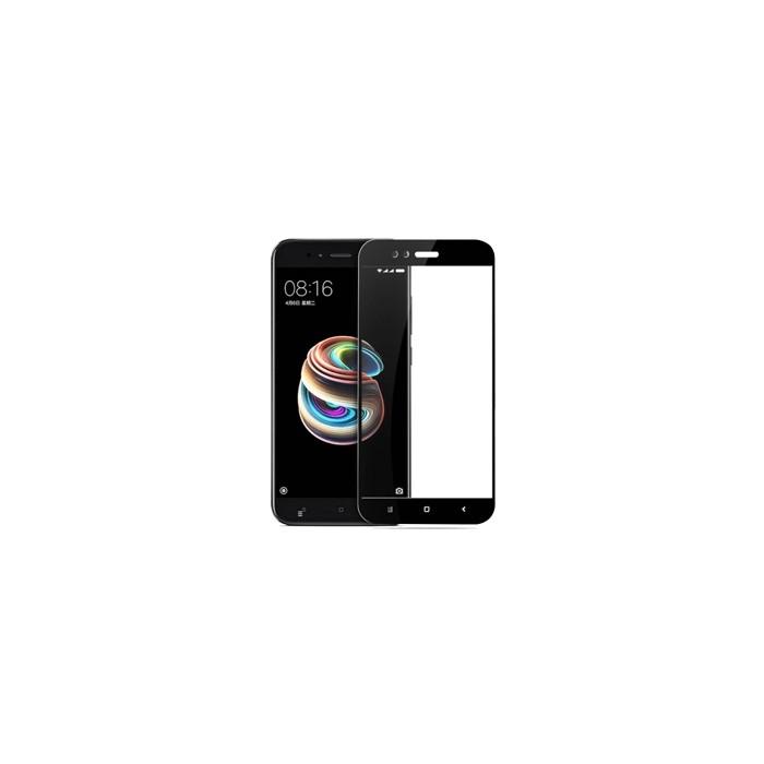 محافظ صفحه نمایش شیشه ای 4D مدل Mi A1Mi 5X
