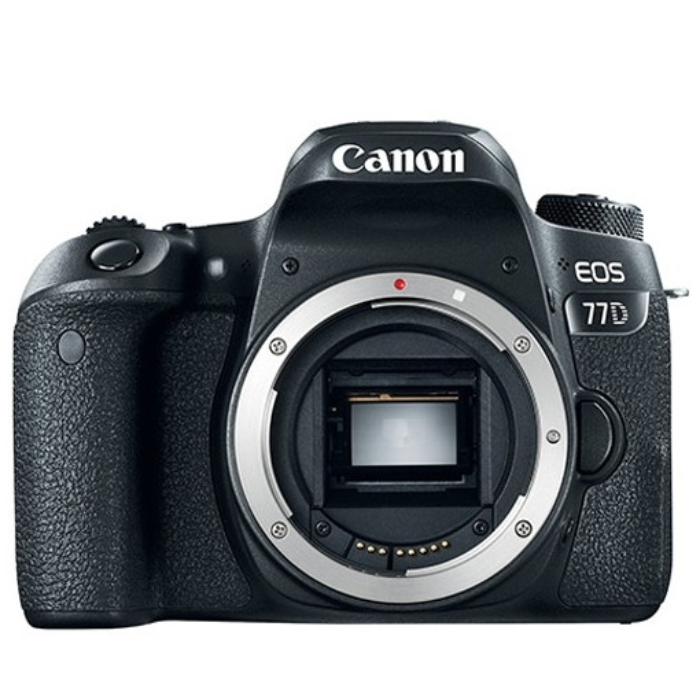 دوربین دیجیتال کانن مدل EOS 77D Body Only بدنه تنها