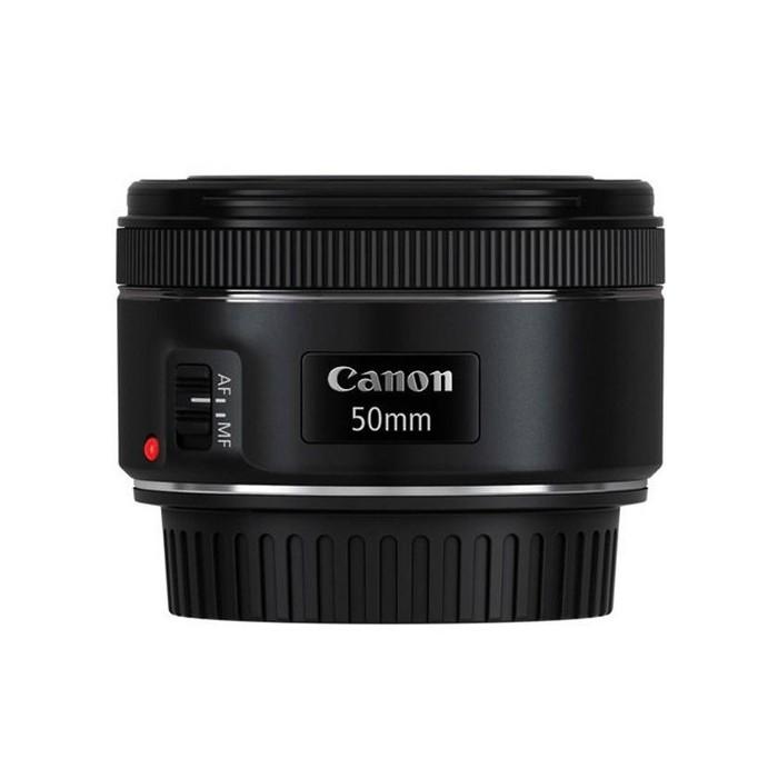 لنز کانن مدل EF 50mm f/1.8 STM Lens