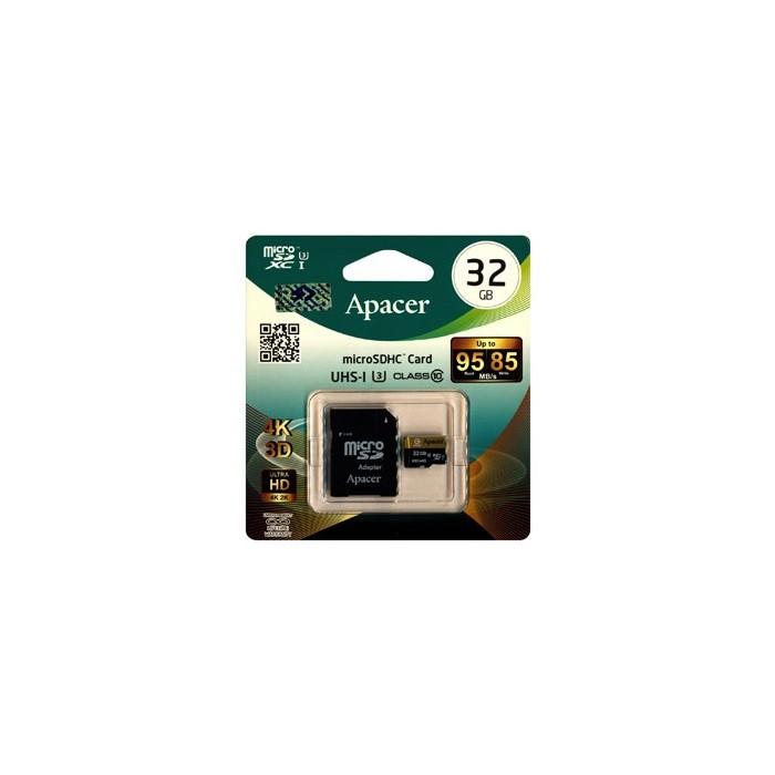 کارت حافظه اپیسر کلاس 10 استاندارد 32GB-UHS-IU3 with Adaptor
