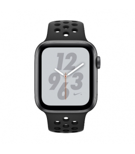 Apple Watch 4 Nike+ | Gray Aluminum Case with Anthracite/Black Nike Sport Band