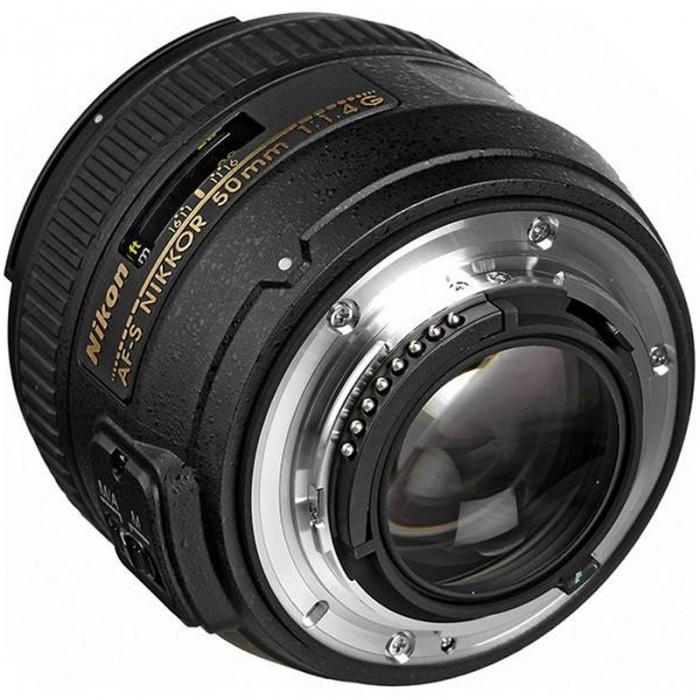 لنز نیکون مدل AF-S 50mm f/1.4G
