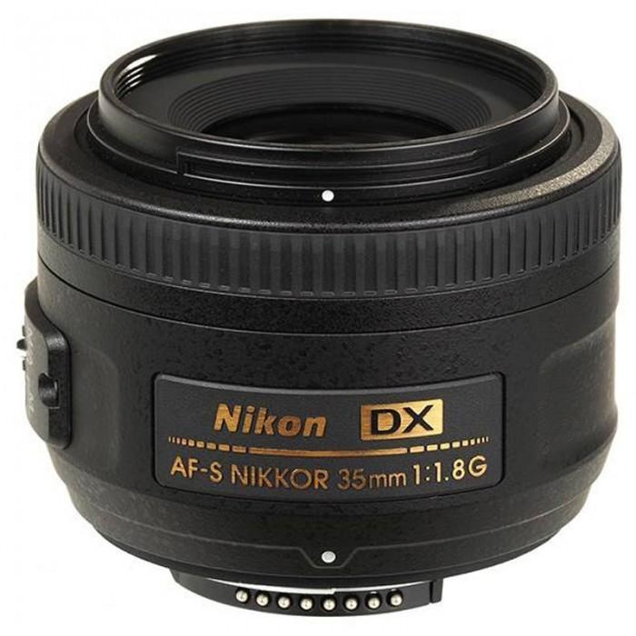 لنز نیکون مدل AF-S 35mm f/1.8G