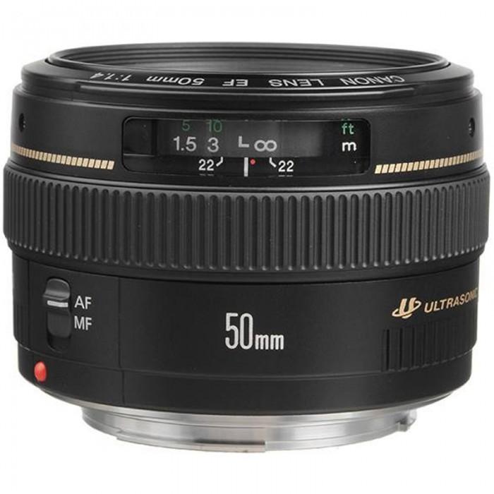 لنز کانن مدل EF 50mm f/1.4 USM