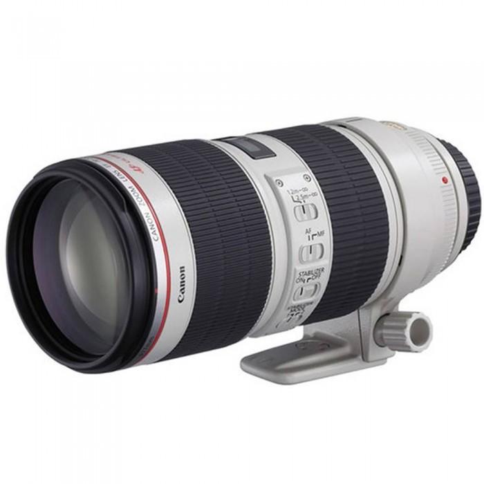 لنز Canon EF 70-200 F/2.8 L IS USM II - گارانتی ایده آل |