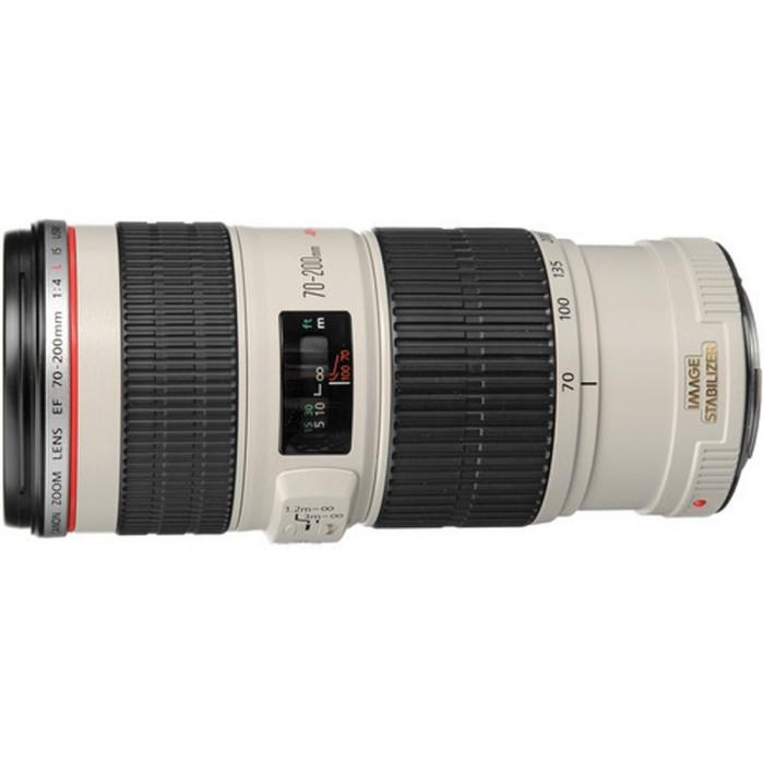 لنز کانن مدل Canon EF 70-200mm f/4L IS USM
