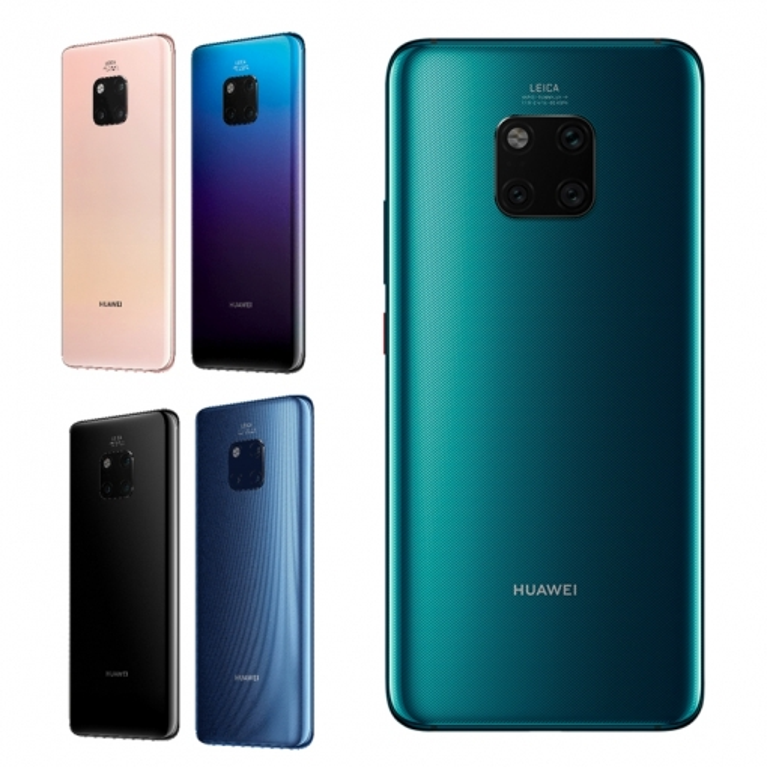Huawei Mate 20 Dual Sim - 128GB