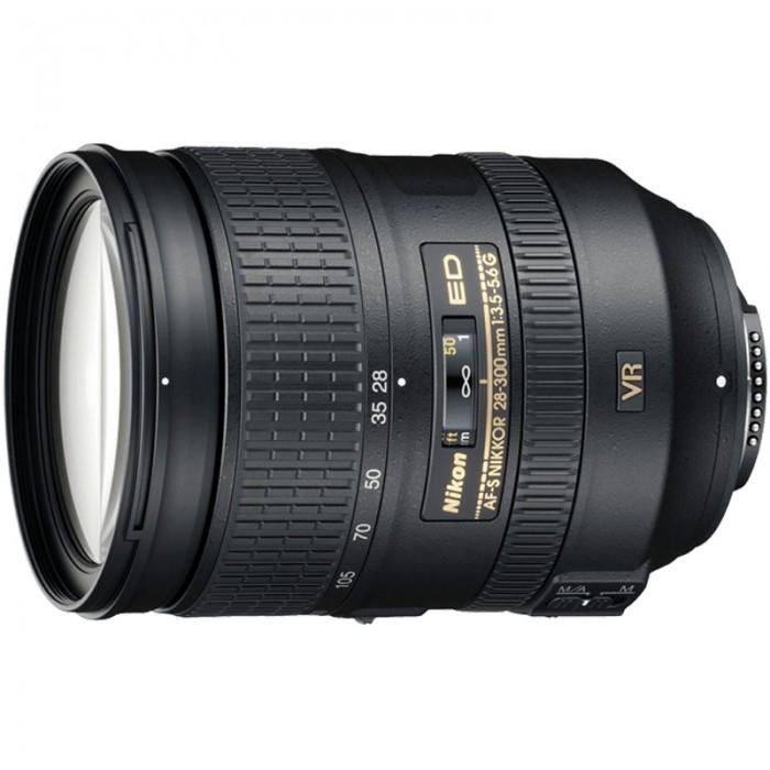 NIKON AF-S 28-300mm ED VR