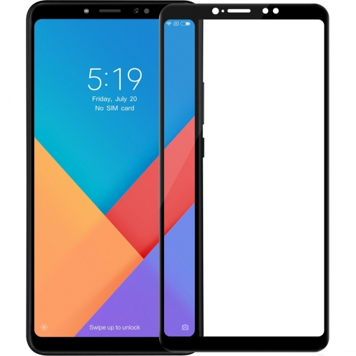 Xiaomi Mi Max 3 Screen Protector Full Glass 5D