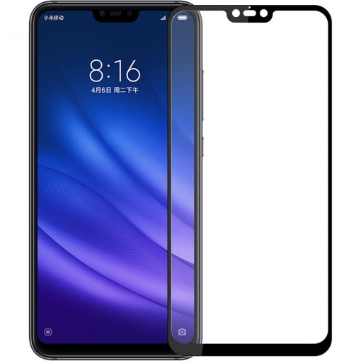 Xiaomi Mi 8 Lite Screen Protector Full Glass 5D