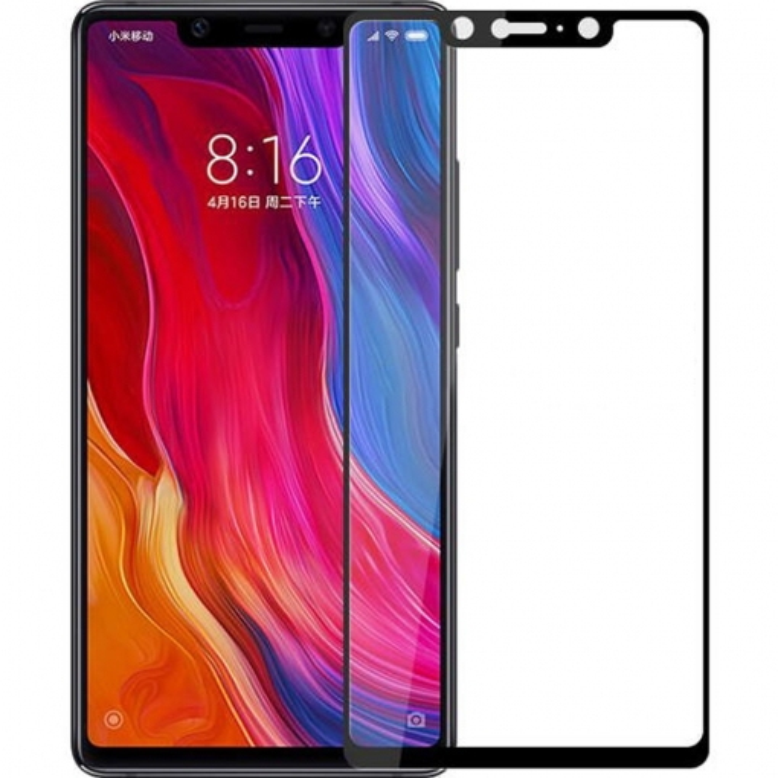Xiaomi Mi 8 SE Screen Protector Full Glass 5D