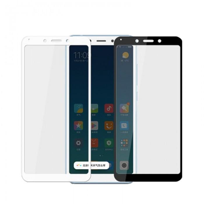 Xiaomi Redmi 6/6A Screen Protector Full Glass 5D