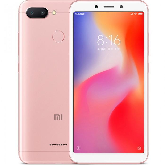 Xiaomi Redmi 6 Dual Sim - 3GB/64GB