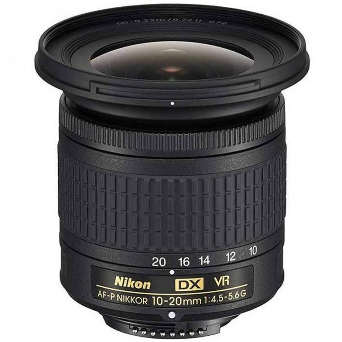 Nikon AF-P DX NIKKOR 10-20mm VR Lens