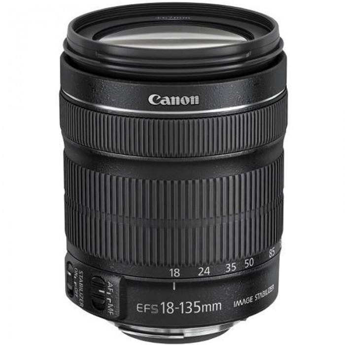 Canon 18-135mm f/3.5-5.6 EF-S IS STM Kit Lens