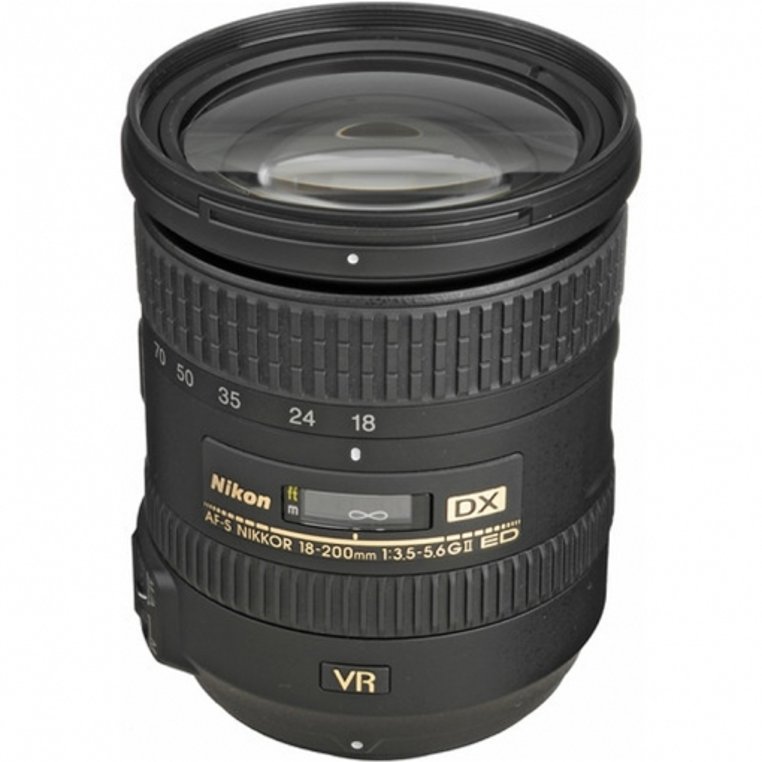 Nikon AF-S DX NIKKOR 18-200mm ED VR II