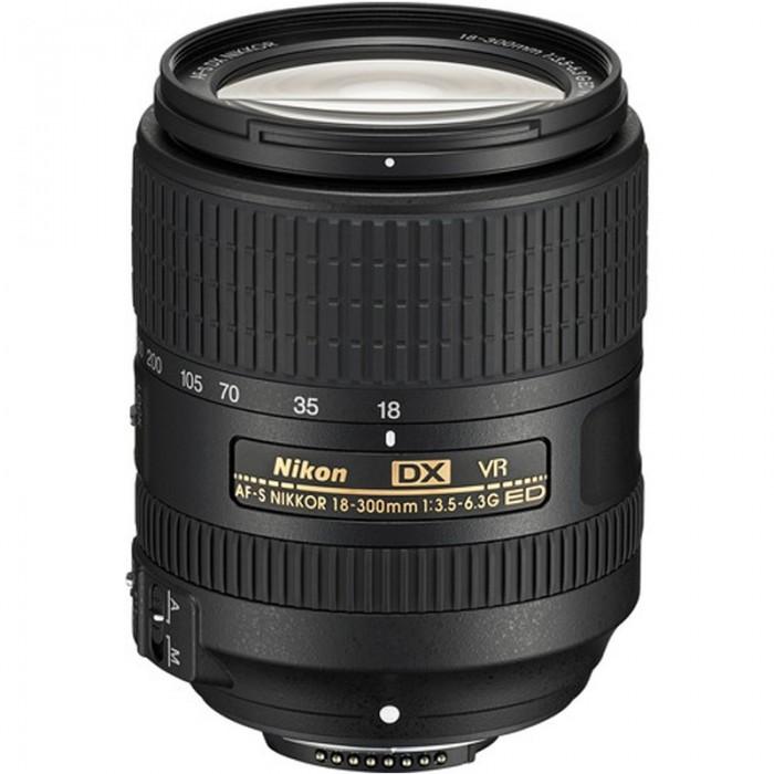 Nikon AF-S DX NIKKOR 18-300mm ED VR