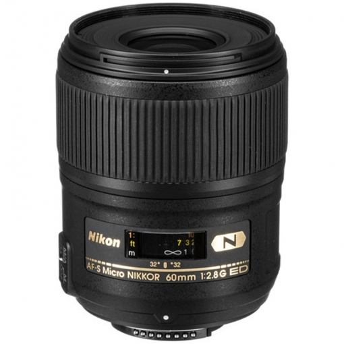 Nikon 60mm Micro F/2.8G AF-S ED