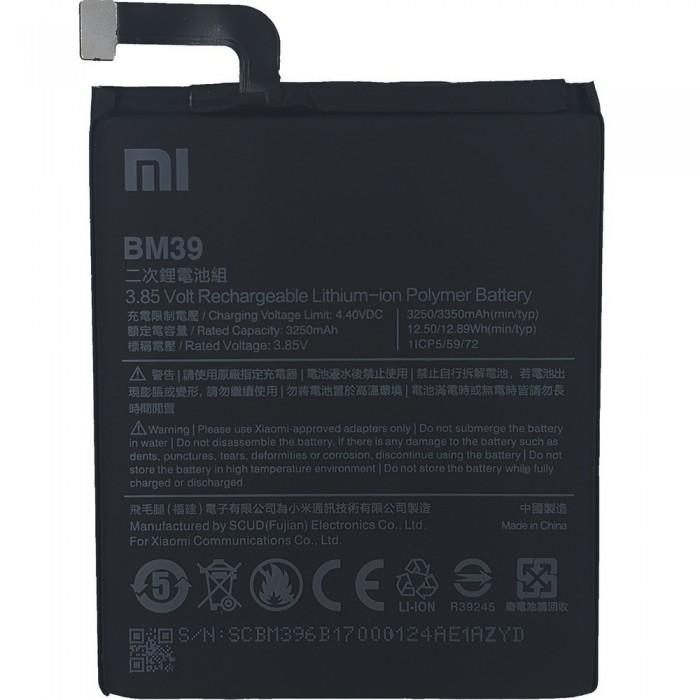 Xiaomi Mi 6 Battery BM39 3350mAh