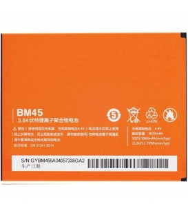 Xiaomi Redmi Note 2 Battery BM45 3020mAh