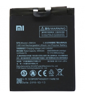 Xiaomi Mi Note 3 Battery BM3A 3400mAh