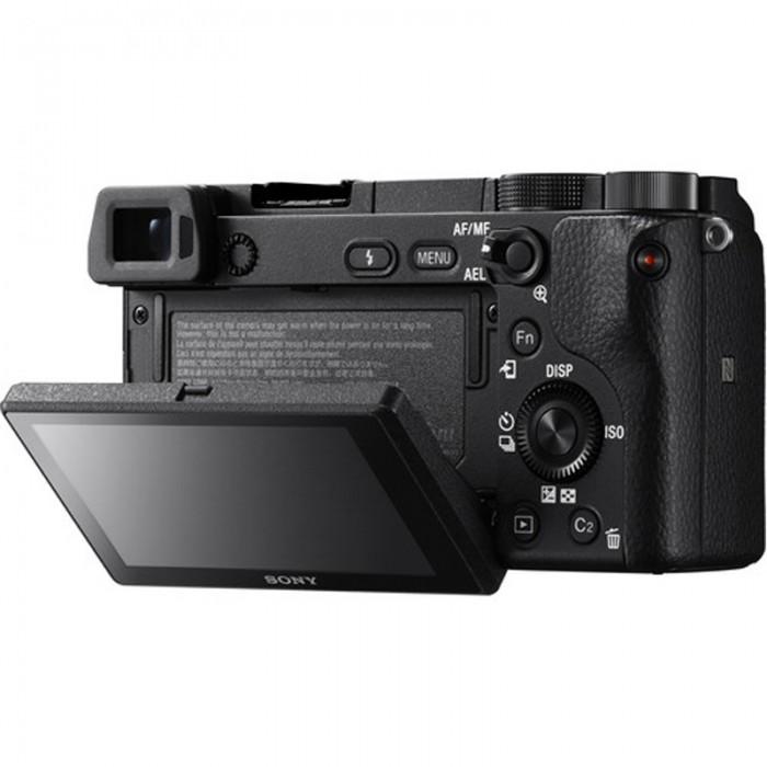 Sony Alpha a6300 Mirrorless Digital Camera with 18-135mm Lens