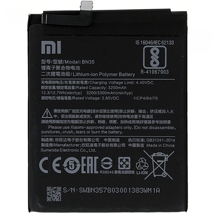 باتری گوشی موبایل شیائومی Redmi 5 - BN35