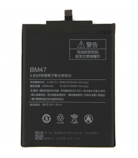 Xiaomi Redmi 3 Battery BM47 4000mAh