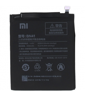Xiaomi Redmi Note 4 Battery BN41 4100mAh