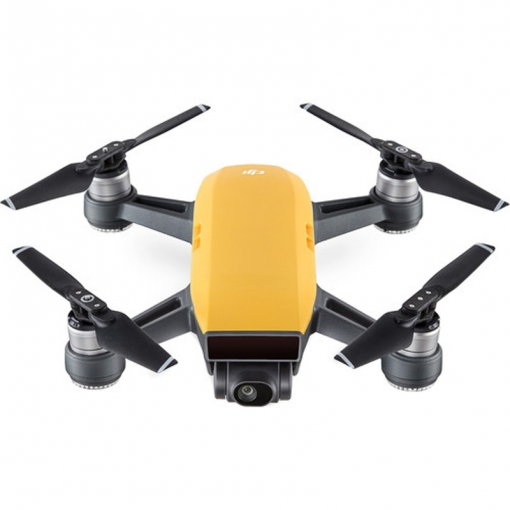 (DJI Spark Fly More Combo (Alpine White