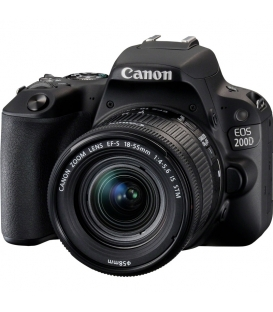 Canon EOS 200D with EF-S 18-55mm f/4-5.6 IS STM kit