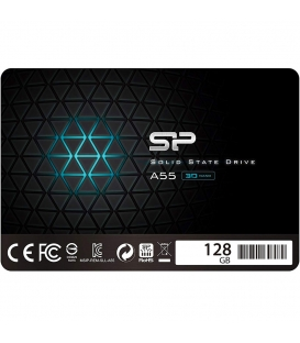 SiliconPower A55 Internal SSD - 128GB
