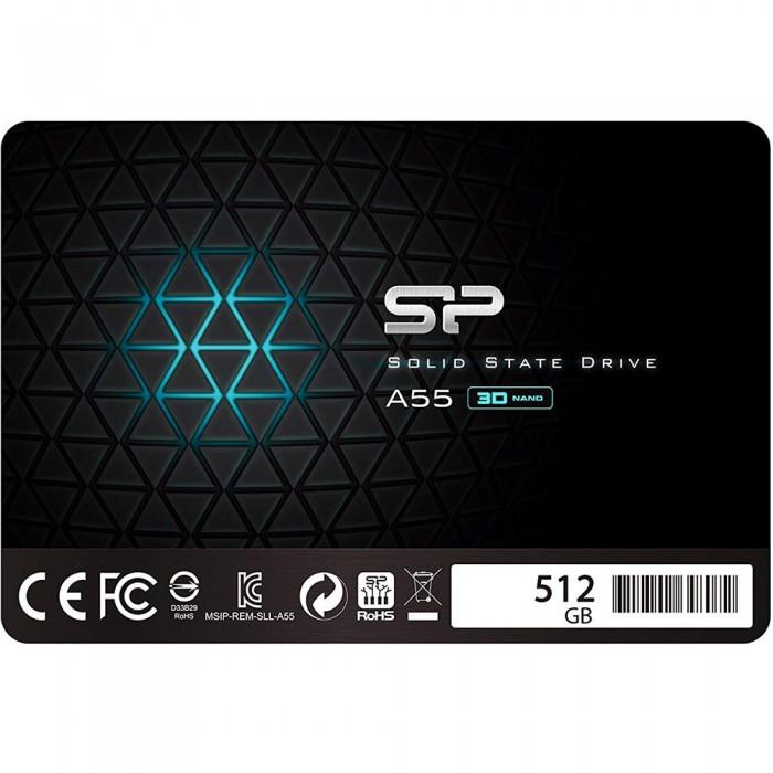 SiliconPower A55 Internal SSD - 512GB