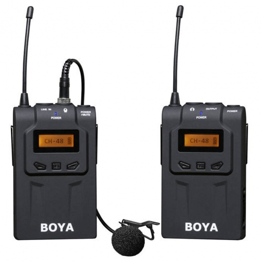 BOYA BY-WM6 Wireless Microphone
