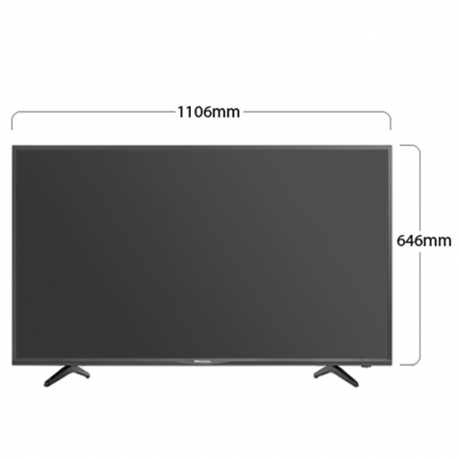 Hisense 49 inch N2170 Smart LED TV