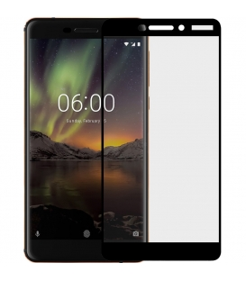 Nokia 6.1 Screen Protector Full Glass 9D