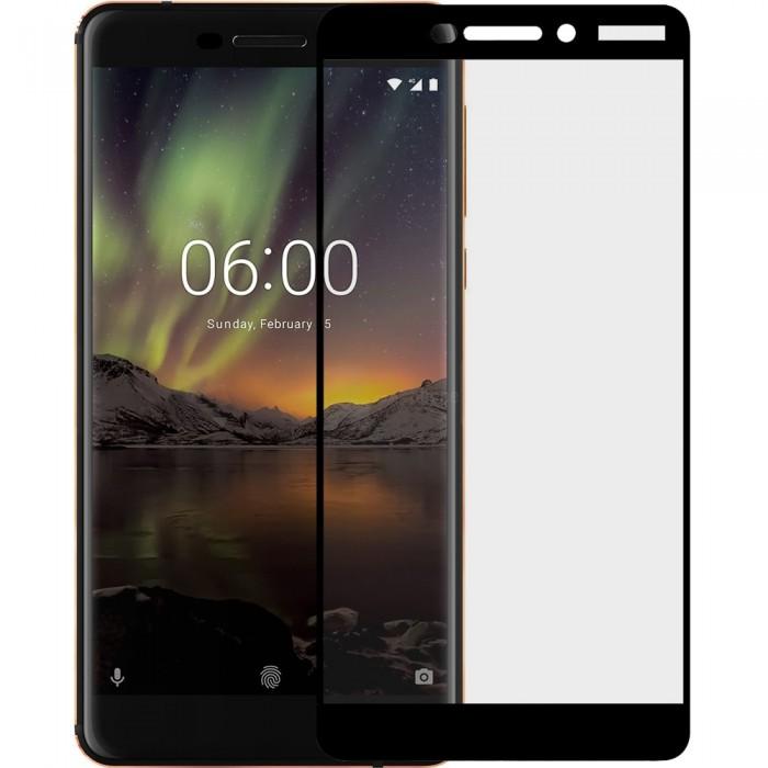 Nokia 6.1 Screen Protector Full Glass 9D