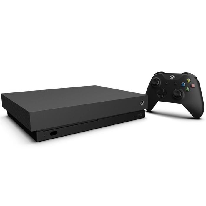 Microsoft Xbox One X 1TB Game Console