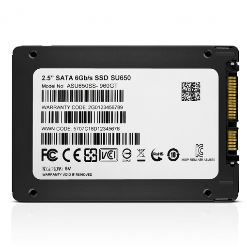 Adata SU650 120GB Internal SSD