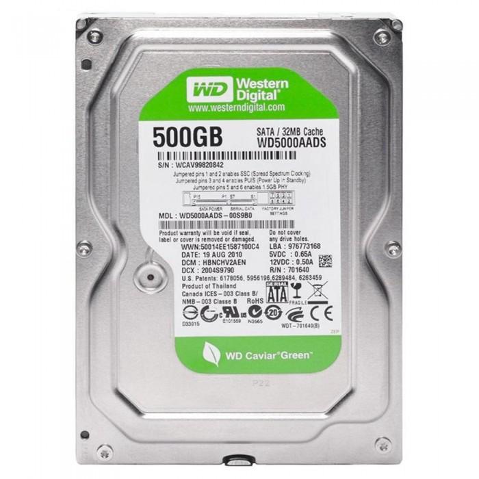 Western Digital Green 500GB Internal HDD