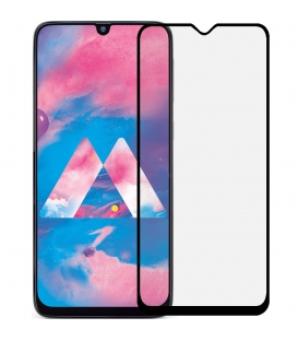 Samsung Galaxy M30 Screen Protector Full Glass 9D